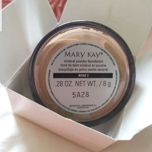 Mary Kay Mineral Powder Foundation Beige 2